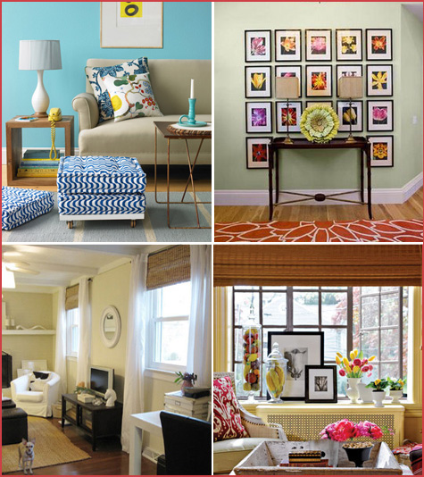 3 Quick & Easy Room Makeovers