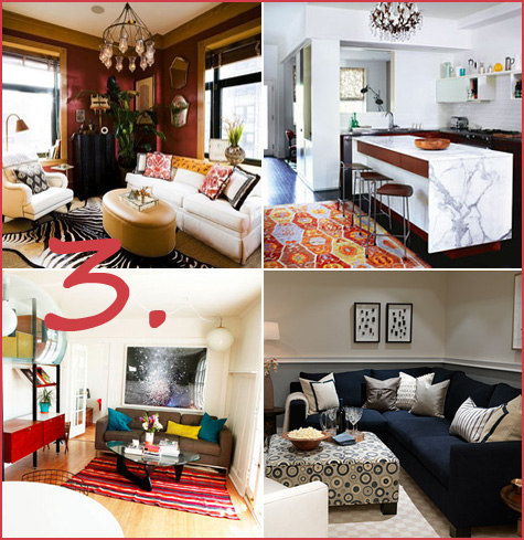 3 Quick and Easy Room Makeover Ideas: Patterns