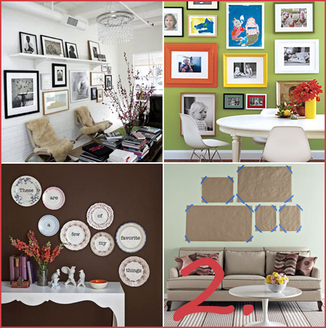 3 Quick and Easy Room Makeover Ideas: Pictures