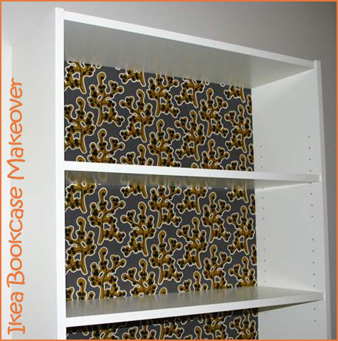 Fabric & Bookcase 3