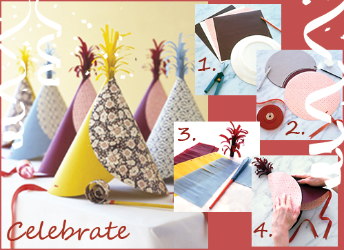 DIY Party Hats!