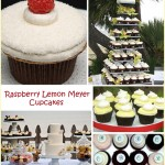 Cupcake Heaven: Delicious Lemon Raspberry!