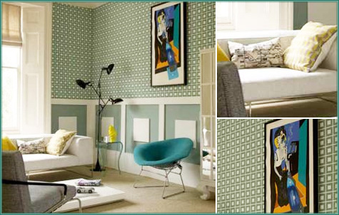 Wallpaper Living Rooms 6