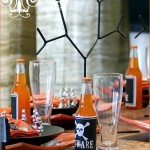 Halloween Tablescap