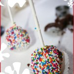 How-To: Colorful Brownie Pops