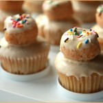 The Best of Both Worlds: Doughnut Cupcakes