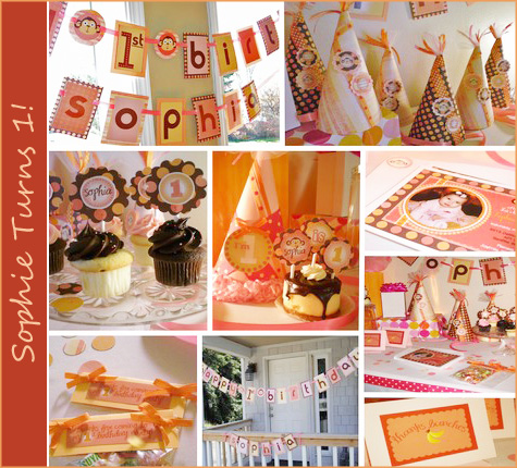 Le Poppy Designs: Party in a Pack!