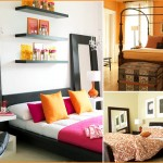 How 'Bout Orange? Rooms Inspired by the Month