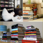 New Favorite Trend: Stacking Books