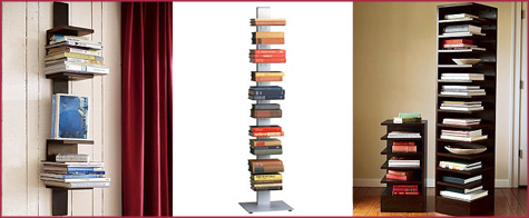 Display Stacked Books 5