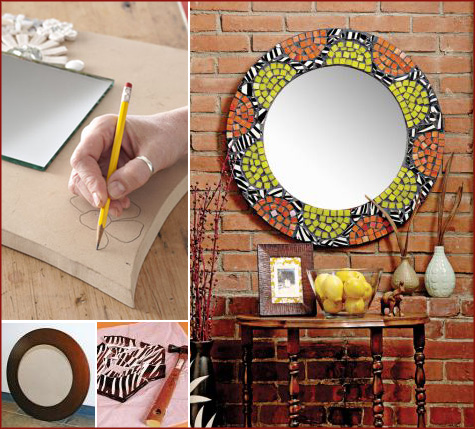DIY Before & After Mirror 5