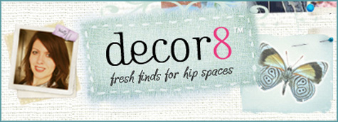 Friday Guest Blog Interview with Holly of decor8!