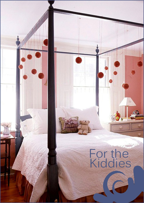Kid's Room Inspiration Main