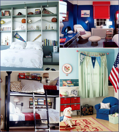Children's Boy's Room Inspiration 3