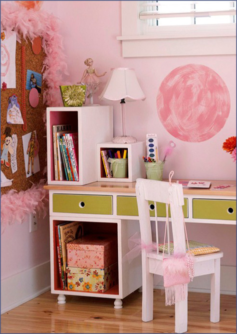 Kid's Room Inpsiration Girl's 4