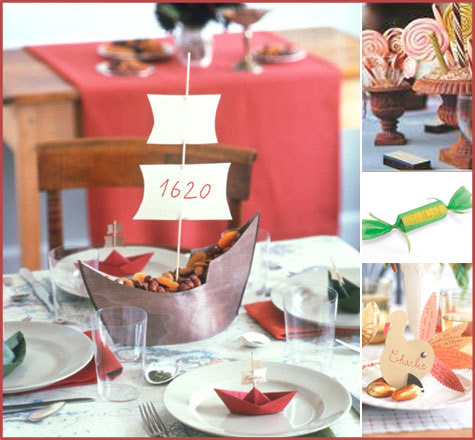 Creative Thanksgiving Kids Table Decor 3