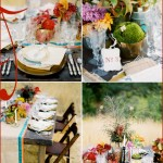 Rustic Thanksgiving Inspiration in Rich Colors