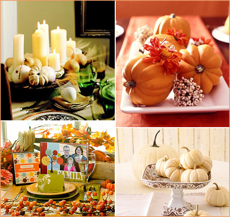 Thanksgiving Centerpieces 2