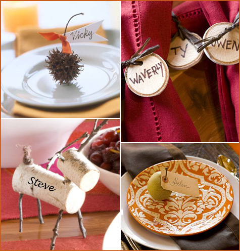 DIY Thanksgiving Placecards 3