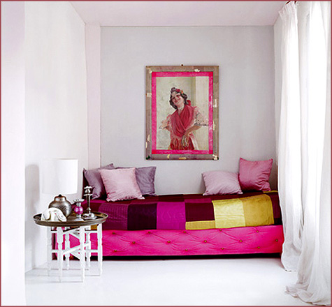 Bright, Colorful Room Inspiration 3