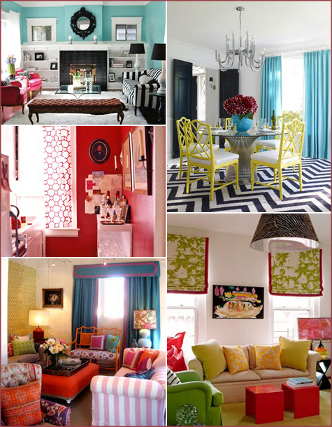 Bright, Colorful Rooms 2