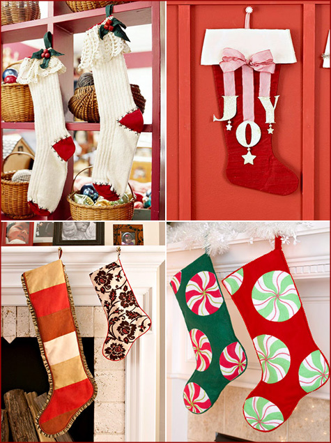 Handmade Stockings 3