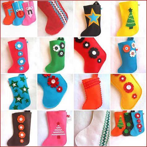 Handmade Stockings 2