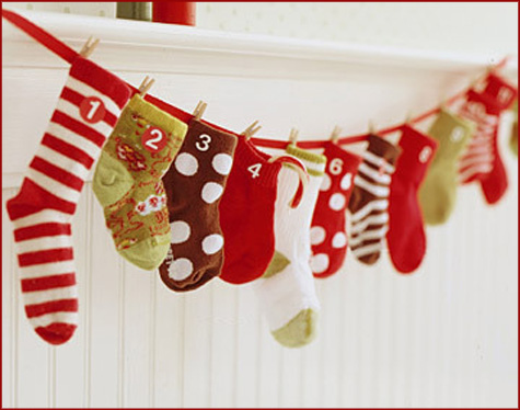 Handmade Christmas Stocking Inspiration 2