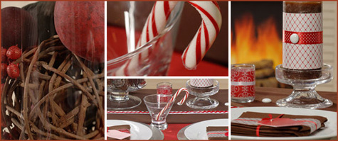 Hostess with the Mostess Christmas Theme Candy Canes 9
