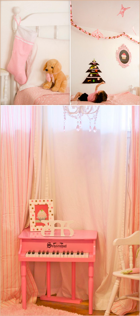 Ruffles and Stuff: Girl's Room