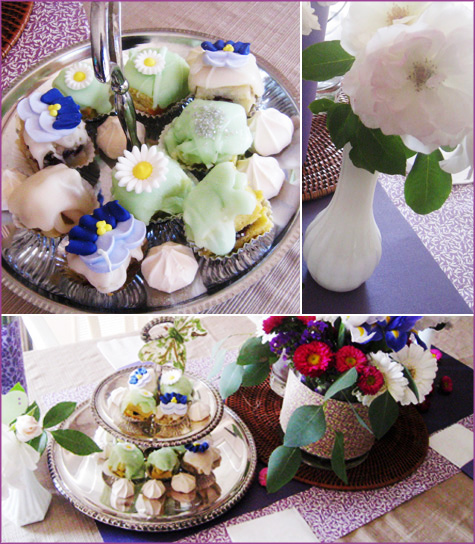Lavender & Lime Baby Shower 3
