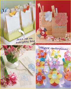 Easy DIY Handmade Favors 1