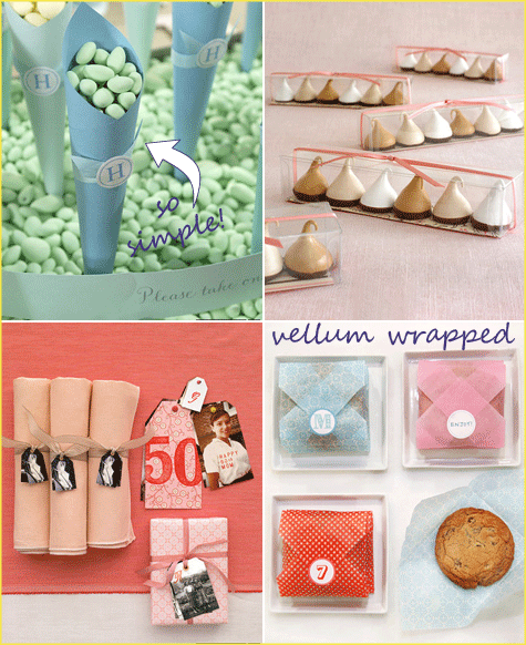 Handmade Party Favors Pepper Design Blog