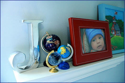 Jett's Before & After Boy's Nursery Room 4 DIY Makeover