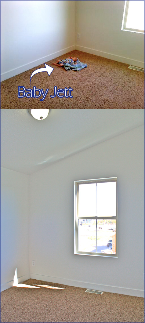 Jett's Before & After Boy's Nursery Room 2 DIY