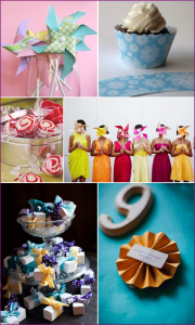 Pinwheel Party DIY Ideas