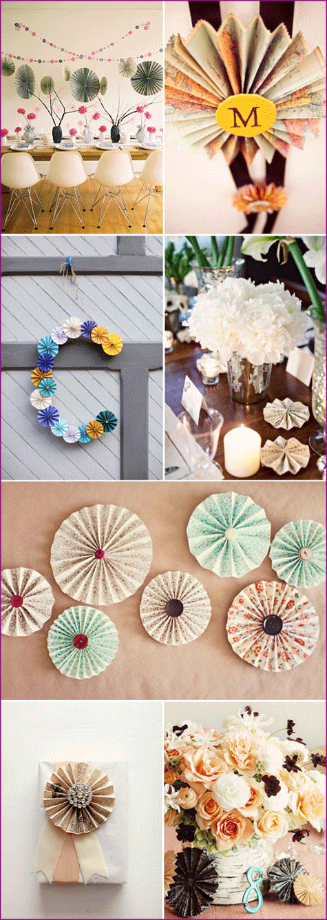 DIY Pinwheel Inspiration Party Birthday