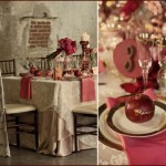 Inspiration for a Valentine's Dinner at Home