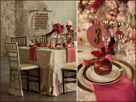 Valentine's Day Dinner Inspiration DIY Handmade 4