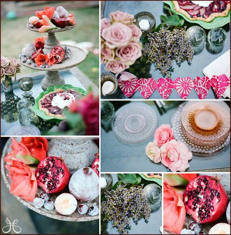 Valentine's Day Dinner Inspiration DIY Handmade 6