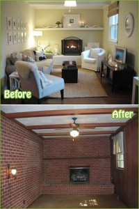 6 Young House Love Guest Interview Before & After Pepper Design Blog