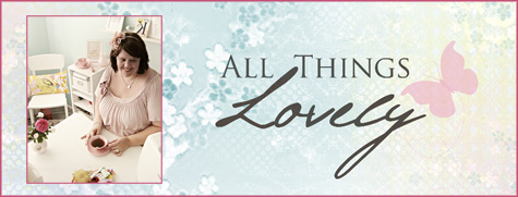 Friday Guest Blog Interview: All Things Lovely