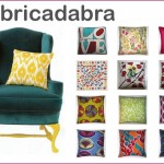 {Giveaway from Fabricadabra} Ikat & Batik Pillows!
