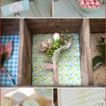 A Sweet {Candy & Cakes} Vintage Birthday
