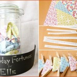 Handmade Birthday Fortunes