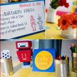 Fun Inspiration: Robot Kids Party!
