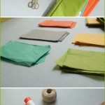 Handmade Paper Bunting {So Easy & So Pretty!}