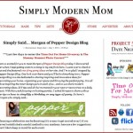 Guest Blogging Over at Simply Modern Mom