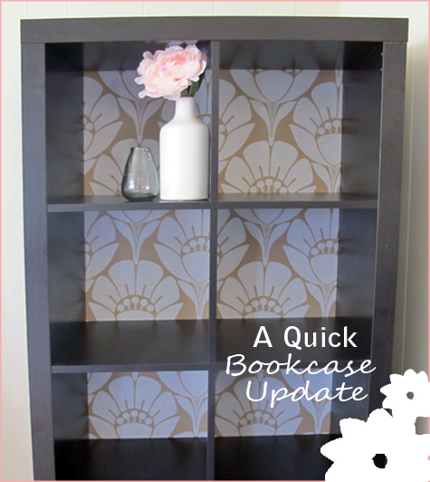 bookcase backing