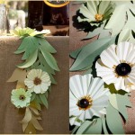 Beautiful Paper Flowers for a Summer Party